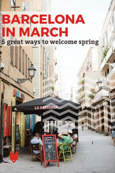 Now that winter is over, it's one of the best times to travel to Barcelona! There are plenty of great things to do in Barcelona in March (and many of them are free!). From walks in the park to a colorful festival in the Gothic Quarter and plenty more Instagram-worthy events, here's what's on our itinerary. #bucketlist #localtravel Visit Barcelona, Barcelona Travel, Barcelona Spain, Spanish Culture, Places In Europe, Local Events, Like A Local, Instagram Worthy, Travel Information
