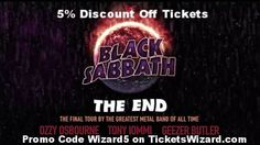 Buy Cheap Black Sabbath Tickets For The Forum in Los Angeles Buy cheap Black Sabbath tickets for the LA Forum in Inglewood, CA. Black Sabbath will perform live on Thursday 2/11/2016 7:30 PM. To buy...