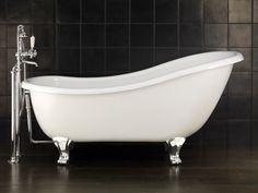 Vasca da bagno centro stanza in ghisa REGINA by Devon