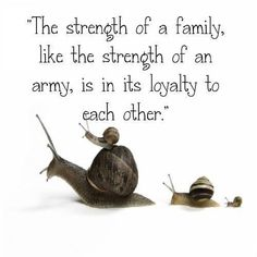 quotes on family strength