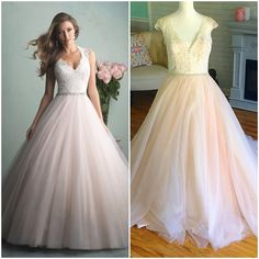 Spotted while shopping on Poshmark: PINK Princess Illusion Lace Tulle Bridal Ball Gown! #poshmark #fashion #shopping #style #Allure #Dresses & Skirts