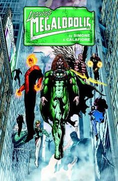 Leaving Megalopolis By Jim Calafiore, 9781616555597., Graphic Novels