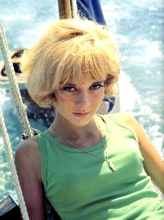 Sylvie Vartan (born 15 August 1944) is a Bulgarian-French singer and actress.