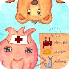 Lernen mit Bär und Zwiebel: Auf der Zwiebelarbeit