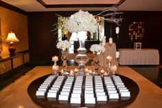 Wedding Place card Table Party Perfect Boca Raton, FL 1(561)9948833