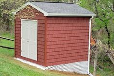 Expert advice on custom and pre-fab sheds
