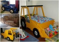 DIY Vehicle Beds