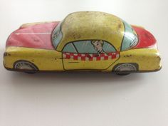 US $5.00 Used in Toys & Hobbies, Vintage & Antique Toys, Tin