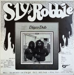 Sly & Robbie - Disco Dub (back cover)