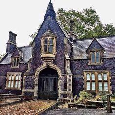 Amethyst house
