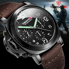 28.60$  Watch now - https://alitems.com/g/1e8d114494b01f4c715516525dc3e8/?i=5&ulp=https%3A%2F%2Fwww.aliexpress.com%2Fitem%2FFashion-Multifunction-Dials-Men-Watch-50m-Waterproof-Real-Leather-Steel-Band-Japan-Quartz-Dress-Business-Wristwatch%2F32756681463.html - Fashion Multifunction Dials Men Watch 50m Waterproof Real Leather Steel Band Japan Quartz Dress Business Wristwatch Army Clock