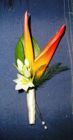 Bird of Paradise for a perfect tropical wedding