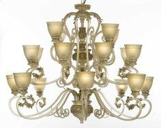 "Wrought Iron Foyer Chandelier Lighting Chandeliers! H54"" X W42"" The Gallery,http://www.amazon.com/dp/B00CREYMX8/ref=cm_sw_r_pi_dp_LX4Tsb139721M5CQ"