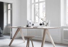 Melo Studio - Swedish handmade furniture_via Nordicspace Blog