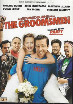 The Groomsmen (DVD, 2006) Edward Burns, John Leguizamo, Matthew Lillard