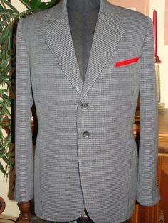 Merino wool jacket. Sako z meino vlny