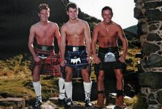 Why do Scottish men wear kilts? Because the sheep can hear a zipper a mile ...