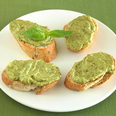 Avacado pesto