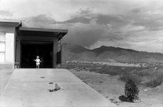Winogrand - Albuquerque, 1957; gelatin silver print; The Museum of Modern Art, New York