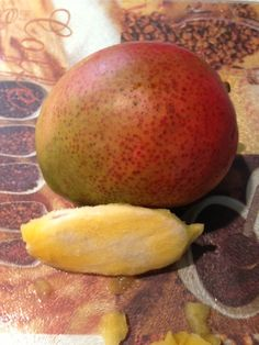 How to Grow Mangoes From Seed-- I'm digging the seed out of the trash to try this!