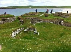 Visit the ruins of this Stone Age settlement that was preserved by layers of sand and only exposed by a storm in 1850.