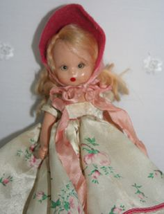 Vintage Nancy Ann Story Book Doll   ///   still have about 7 of these, but no boxes