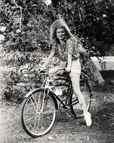 Ginger Rogers   A day in the park