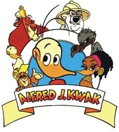 I grew up listening to this cartoon on cassette tape in Germany!