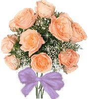 • Csillogós virág képek 1