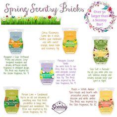 New spring BRICKS!!