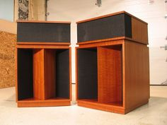 Audio Asylum - High Efficiency Speaker Asylum - Need speakers that can rock with just one watt? You found da place. Popular Woodworking, Teds Woodworking, Woodworking Projects, Audiophile Speakers, Hifi Audio, Barn Plans, Garage Plans, Furniture Plans, Kids Furniture