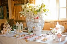 Sweet Table By sillybakery