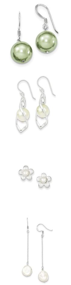 Gemstone Earrings Collection - Fashion Jewelry - Party Jewelry