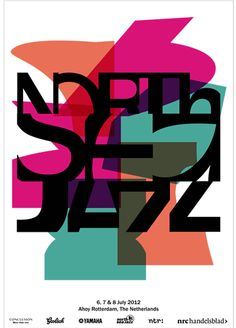 North Sea Jazz 2012 Poster Winner