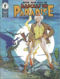 Jim Silke - Rascals in Paradise  (1994)