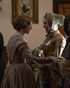 Jane Eyre - 2011 film, dresses, costumes, inspiration past eras