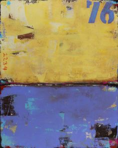 "Saatchi Art Artist a t i  sedgwick; Painting, ""Southampton Breezes"" #art"