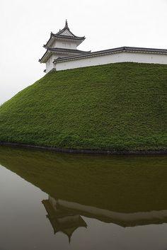 Utsunomiya Castle, Japan