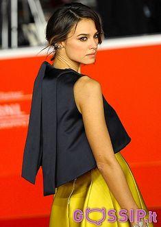 Касия Смутняк на красной ковровой дорожке на кинофестивале в Риме - Фото и сплетен