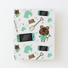 Wall Prints, Canvas Prints, Animal Crossing Pocket Camp, My Canvas, New Leaf, Wood Print, Nintendo Switch, Print Design, Finding Yourself