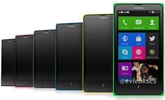 El Nokia X sí podría tener acceso a tiendas de aplicaciones de terceros (Google Play tal vez).
