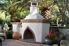 moroccan fireplace - Google Search