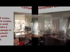 Compartimentari din sticla Herra Piatra Neamt Youtube, Youtubers, Youtube Movies
