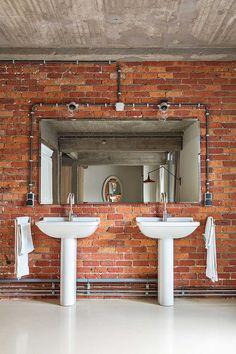 63 Meilleures Images Du Tableau Style Industriel Salle De Bain