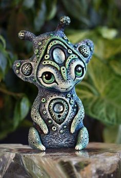 I Create Mystical Creatures That Bring Light, Peace And Happiness
