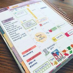 Inspired by @llamaletters to share my #planasyougo! Making progress on my week! #jenplansweekly #jenplanshourly #jenplansseptember #eclifeplanner #erincondren #eclp #planner #plannergirl #plannermom #plannerlove