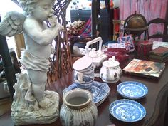 A glimpse of our shoppe.