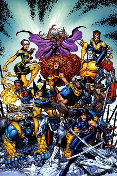 X-Men Revolution by Arthur Adams