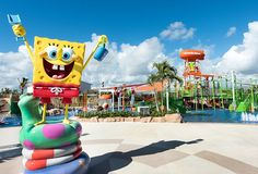 Nickelodeon Hotels & Resorts Punta Cana Is the Best Place to Travel With a Baby and Toddler Together — Good Housekeeping Nickelodeon Resort Punta Cana, Nickelodeon Hotel, Legoland California, Family Resorts, Hotels And Resorts, Luxury Hotels, Best All Inclusive Vacations, Fun Vacations, Inclusive Resorts