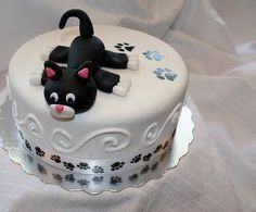 Crazy Cat Lady Cakes